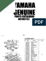 YX600S_SC Parts List