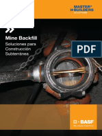 MBS Broschuere Mine Backfill