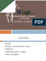 El Salvador Legis - Control Interno