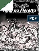 Aventura - Teias Na Floresta - Tormenta Rpg