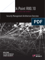 r80.10 Mgmt Architecture Overview