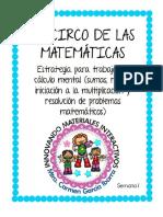 El Circo de Las Matemáticas 1 Y 2 BSICO