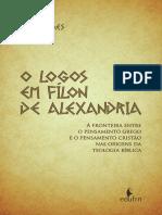 O LOGOS EM FÍLON DE ALEXANDRIA.pdf