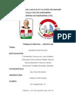 Mareas de SISIGIA - Informe Expo Obras Portuarias Grupo 3