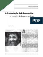 Dialnet-Criminologia de LDesarrollo
