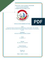 Componentes Básicos de Instalaciones Hidrosanitarias