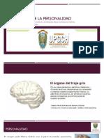 UNIDAD IV Trastornos de La Personalidad UPGCH
