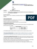 PRD-109-AQP17 - EDO RAMOS COPA - Premoldeados Puestos en Planta (Postes y Placas)