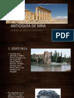 Antioquia de Siria PDF