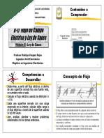 B-1 Flujo de Campo Eléctrico y Ley de Gauss.pdf