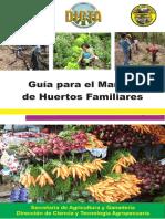 Guia Huertos Familiares 2013