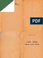 Dao Duy Anh - Chu Nom