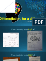 Differentiation Made Easy