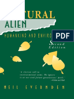 Neil Evernden the Natural Alien Humankind and Environment 1
