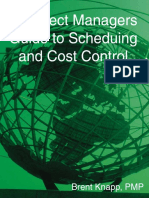 Scheduling Cost