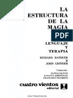 La Estructura de La Magia Vol.1