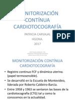 Diagnóstico de Salud y Bienestar Fetal