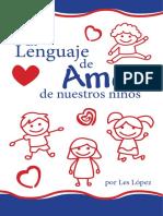 Lenguajes de Amor Por Les Lopez