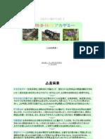 (ご参考)NPO法人アースデイ・エブリデイ 事業計画(案) 2008