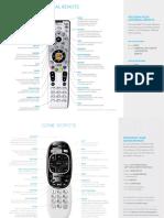 Universal Remote Programming Guide