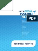 Brochure Technical Fabrics 2016 en LR