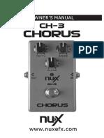 NUX - CH-3 Chorus