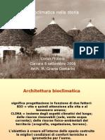 Contarini_La Bioclimatica Nella Storia