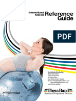 Theraband Clinical Reference Guide