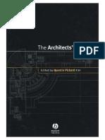 Cover Page Architech Handbook