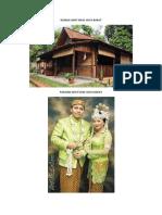 Rumah Adat Khas Jawa Barat