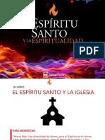 Biblelieve Lección 9 - El Espíritu Santo y La Unidad de La Iglesia