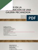 Costos en la elaboración de una Galería mecanizada.pptx