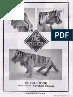 Fumiaki Kawahata - Tiger