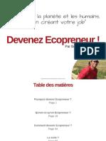 Eco Preneur