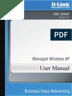 DWL-3200AP_B1_Manual_v2.61