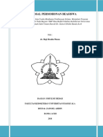 Contoh beasiswa PPDS Bedah