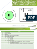 India Hydrogen Market Forecast and Opportunities, 2022_Brochure