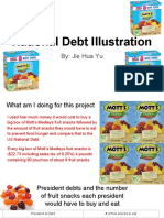 national debt illustration