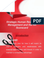 Chapter 2 Strategic Role of HRM