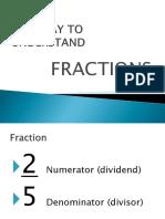 Best Way to Understand Fractions