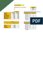 Cálculo Disipadores Automatizado - Molina