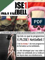 Formation Kettlebell - X.PLOSE Kettlebell Niveau 1
