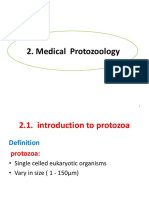 Medical Protozology - Sarcodina 2-1