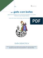 Teatro Real El Gato Con Botas