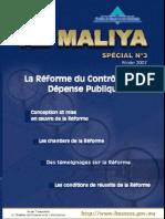 Réforme.controle de la dépense