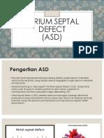 Atrium Septal Defect