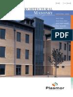 e123 Pb Arch-masonry Brochure w06 16
