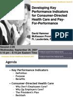 Customer Driven Health Care Summit