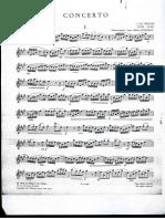 Concerto Sib - Fiocco