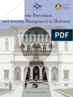 CRIME PREVENTION AND SECURITY MANAGEMENT IN MUSEUMS - EN+IT